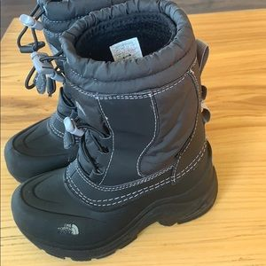 Size 12 Northface Snow Boots